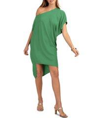 trina turk radiant asymmetrical dress