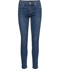 2nd jolie wauw cropped skinny jeans blå 2ndday