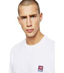 poleron s gir div p sweat shirt blanco diesel