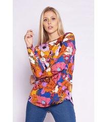 blusa multicolor skanda soraya
