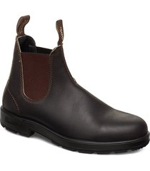 bl classics shoes chelsea boots brun blundst