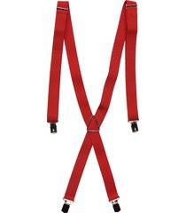 suspenders accessories suspenders röd amanda christensen