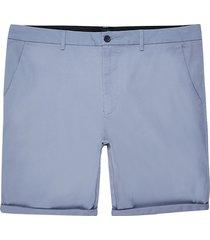 river island mens big and tall grey skinny fit chino shorts