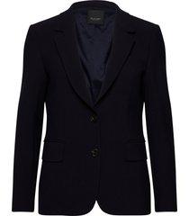 3596 - ginette blazers business blazers blå sand