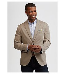 1905 collection tailored fit knit blazer - big & tall