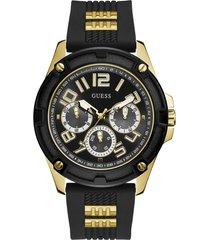 reloj guess hombre delta/gw0051g2 - negro
