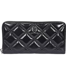 marc jacobs the quilted softshot continental wallet
