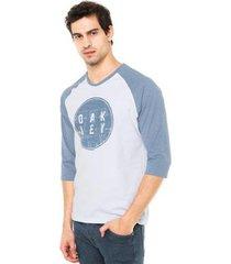 camiseta oakley moon masculino