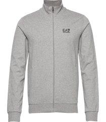 sweatshirt sweat-shirt tröja grå ea7