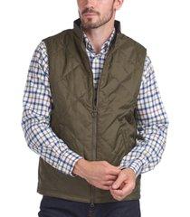 barbour men's finn gilet quilted vest