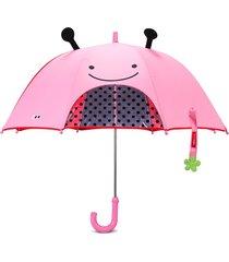 guarda chuva joaninha skip hop rosa