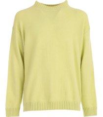 laneus sweater l/s cloud necklace