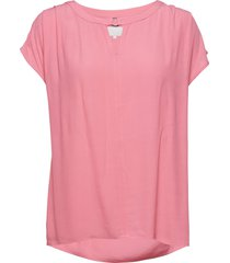 ariana top blouses short-sleeved rosa minus