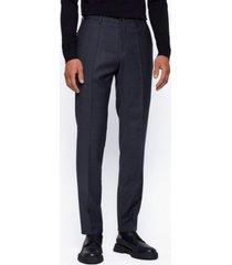 boss men's giro6 slim-fit trousers