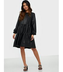 pieces pchannah ls dress d2d loose fit dresses