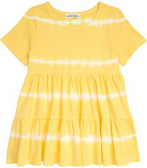 girl's ten sixty sherman tie dye babydoll top