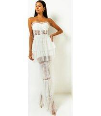 akira been there corset dress