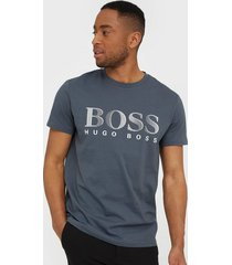 boss t-shirt rn t-shirts & linnen dark grey