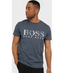 boss t-shirt rn t-shirts & linnen dark grey