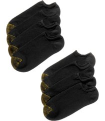 gold toe men's 8-pack no-show socks