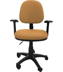 silla oficina lizza media mango con brazos  ref: 2007
