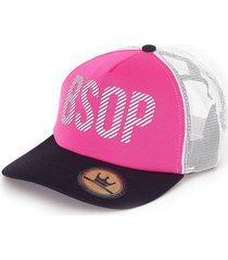 boné royal brand bsop rosa