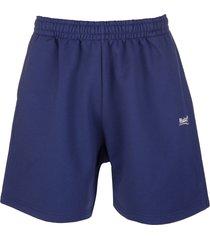 man blue political campaign shorts