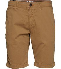 international slim chino lite short shorts chinos shorts beige superdry
