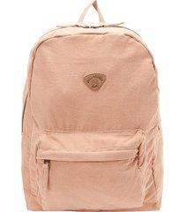 billabong school's out corduroy backpack - beige