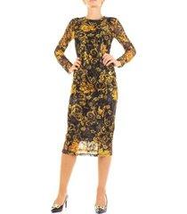 korte jurk versace d2hzb426-s0876