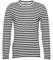 malennon h t-shirts long-sleeved blauw matinique