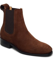 ellaria s shoes chelsea boots brun tiger of sweden