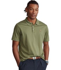 polo ralph lauren men's classic fit soft cotton polo