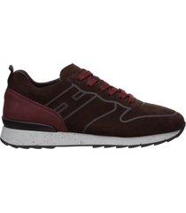 scarpe sneakers uomo camoscio r261