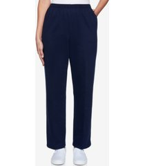 women's missy relaxed attitude proportioned medium pants