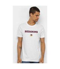 camiseta nfl washington redskins 90s continues new era masculina