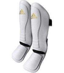 caneleira com protetor de pé adidas speed super pro