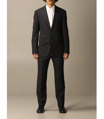 emporio armani suit emporio armani suit in virgin wool 245 gr drop 7