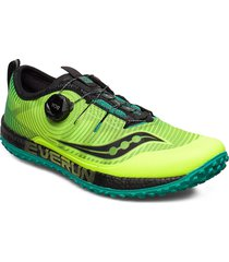 switchback iso shoes sport shoes running shoes grön saucony