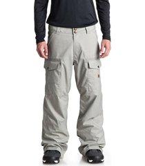 pantalon snowboard hombre code gris dc