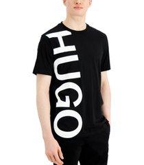 hugo hugo boss men's daws logo graphic t-shirt, created for macy's