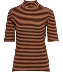 t-shirts t-shirts & tops short-sleeved brun edc by esprit