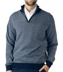 sweater 1/4 de cierre mcgregor