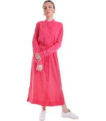 lange jurk calvin klein jeans k20k201825