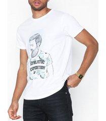 solid benno t-shirt t-shirts & linnen white
