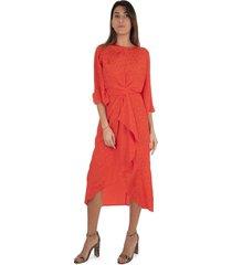 draped dress vayen