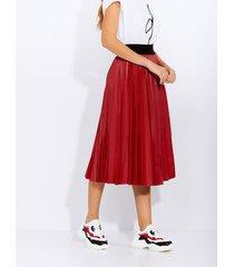 faldas rojo derek 818813