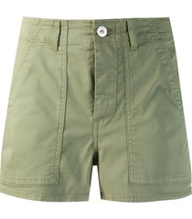 3x1 sabine shorts - green
