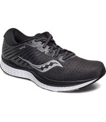 guide 13 shoes sport shoes running shoes svart saucony