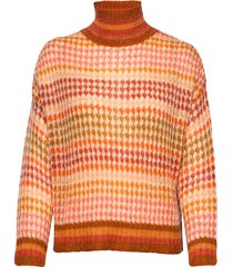 vally turtleneck coltrui oranje stella nova